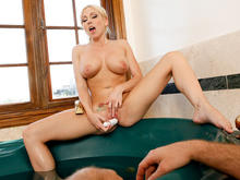 Christie Stevens & Jordan Ash in Housewife 1 on 1