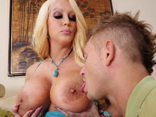 Alura Jenson & Bill Bailey in My Friends Hot Mom