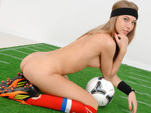 Slide into this Soccer Sweetie!