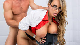 holly halston gets massive facial with doctor