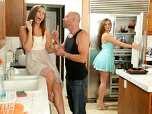 Maddy O\'Reilly, Jillian Janson in My Sisters Hot Friend