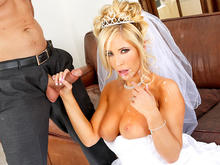 Tasha Reign in Naughty Weddings