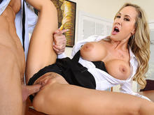 Brandi Love in Naughty Office