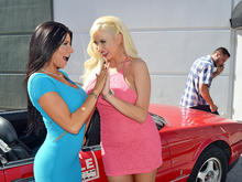 Summer Brielle & Romi Rain in My Dad's Hot Girlfriend