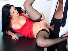 Katrina Jade in Naughty Office