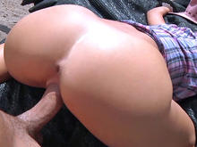 Amateur Cowgirl Fucks For Cash