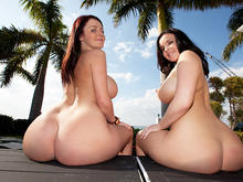 Butts & Loads w/ Sophie Dee & Emma Heart
