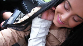 horny anna rose dogging outside