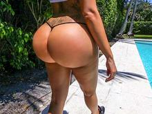 Big butt latina love