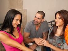 Raylene, Ava Addams & Marco Rivera in Neighbor Affair