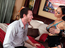 Angelina Valentine & Jordan Ash in Latin Adultery