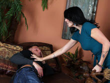 Zoey Holloway & Bill Bailey in My Friends Hot Mom