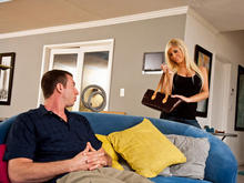 Tasha Reign & Jordan Ash in My Dad's Hot Girlfriend