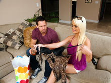 Alexis Ford & Johnny Castle in My Dad's Hot Girlfriend