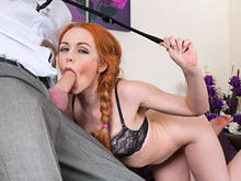 Ella Hughes, Pascal White in Naughty Bookworms