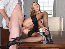 Bella Rose, Buddy Hollywood in Naughty Office