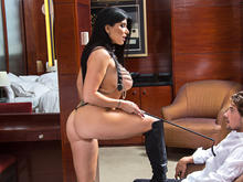 Romi Rain & Tyler Nixon in Tonights Girlfriend