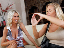 Emma Starr, Nicole Aniston & Billy Glide in 2 Chicks Same Time