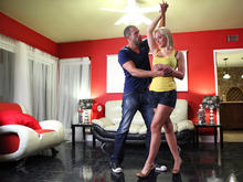 Lexi Swallow & Karlo Karrera in My Wife's Hot Friend