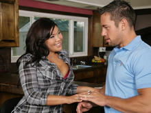 London Keyes & Johnny Castle in Neighbor Affair
