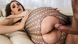 chanel preston gets cock in her ass