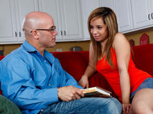 Rosalie Ruiz & Derrick Pierce in Naughty Bookworms