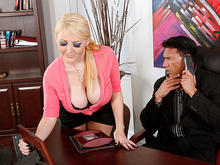 Sophie Dee & Marco Banderas in Naughty Office