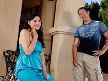 Brooke Lee Adams & Jack Lawrence in Neighbor Affair