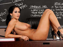 Ava Addams & Seth Gamble in My First Sex Teacher