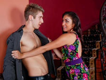 Kimberly Kasanova & Danny Wylde in Latin Adultery