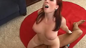 horny red hair granny