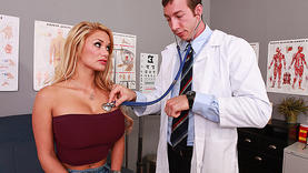 shyla stylez takes a cock in every hole with doctor