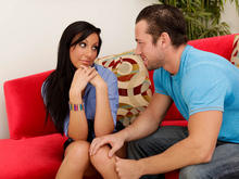 Tiffany Brookes & Johnny Castle in My Sisters Hot Friend