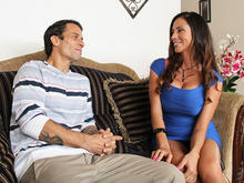 Ariella Ferrera & Alan Stafford in My Wife's Hot Friend