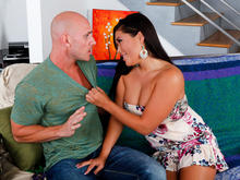 London Keyes & Johnny Sins in My Wife's Hot Friend