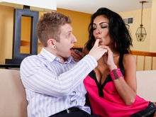 Persia Pele & Danny Wylde in Seduced by a cougar