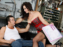 Jayden Jaymes & Billy Glide in American Daydreams