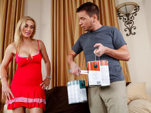 Tanya Tate & Dane Cross in Seduced by a cougar