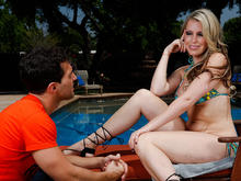 Courtney Cummz & Mikey Butders in My Dad's Hot Girlfriend