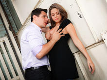 Nella Jay & Denis Marti in Naughty Office
