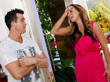 Nikki Sexx & Billy Glide in Neighbor Affair
