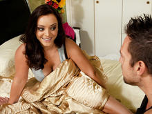 Liza del Sierra & Johnny Castle in My Wife's Hot Friend