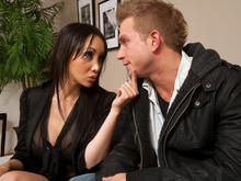 Katsuni & Bill Bailey in My Dad's Hot Girlfriend