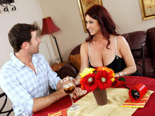 Tiffany Mynx & James Deen in Seduced by a cougar