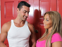 Amber Lynn Bach & Ryan Driller in My Friends Hot Mom