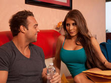 Madison Ivy & Rocco Reed in My Friend's Hot Girl