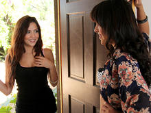 Jaslene Jade & Cassie Laine in Neighbor Affair