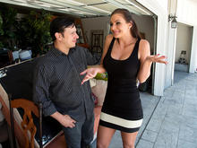 Phoenix Marie & Anthony Rosano in Neighbor Affair