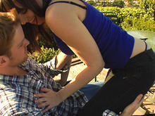 Dana Dearmond goes ga ga for Elias